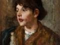 Cesare Laurenti, Busto di donna