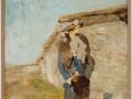 Mario Cavaglieri, Giulietta in una casa di campagna