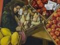 Renato Guttuso, Donna e banco di frutta