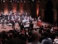 L'Orchestra del Teatro Petruzzelli di Bari esegue City Life di Steve Reich al Teatro alle Tese del'Arsenale di Venezia. Credits Valentina Zanaga