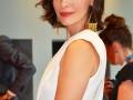 Mila Jovovich posa alla 71. Mostra d'Arte Cinematografica, Venezia 2014. Credits Valentina Zanaga