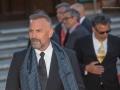 Kevin Costner sul red carpet del Festival di Roma 2014. Credits Octavian Micleusanu