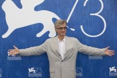73esima Mostra Internazionale del Cinema di Venezia. Wim Wenders al photocall di Les Beaux Jours d'Aranjuez - credits Octavian Micleusanu