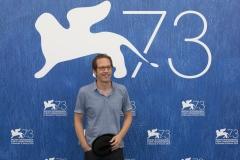 73esima Mostra Internazionale del Cinema di Venezia. L'attore Jens Harzer al photocall di Les Beaux Jours d'Aranjuez - credits Octavian Micleusanu