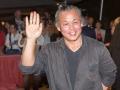Kim-Ki-Duc sul red carpet della 71. Mostra d'Arte Cinematografica, Venezia 2014. Credits Octavian Micleusanu