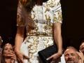 """Anna Mouglalis in Sala Grande alla prima de """"Il Giovane Favoloso"""" alla 71. Mostra d'Arte Cinematografica di Venezia. Credits Valentina Zanaga"""