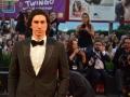"""Adam Driver, miglior interprete maschile, sul red carpet del film """"Hungry Hearts"""", alla 71. MostraMostra Internazionale d'Arte Cinematografica di Venezia. Credits Valentina Zanaga"""