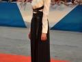 """Alba Rohrwacher, Coppa Volpi come migliore attrice, sul red carpet del film """"Hungry Hearts"""", alla 71. Mostra Internazionale d'Arte Cinematografica di Venezia. Credits Valentina Zanaga"""
