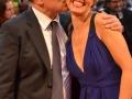 Gli attori Carlo Verdone e Paola Cortellesi alla 71. Mostra Internazionale d'Arte Cinematografica di Venezia. Credits Valentina Zanaga