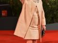 """Adriana Asti sul red carpet del film """"Pasolini"""", girato da Abel Ferrara, alla 71. Mostra Cinematografica Internazionale di Venezia. Credits Valentina Zanaga"""