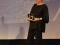 Thelma Schoonmaker, Leone d'oro alla carriera 2014, 71. Mostra d'Arte Cinematografica di Venezia. Credits Valentina Zanaga