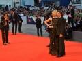 Mark Ruffalo e Sunrise Coigney sul red carpet del film Spotlight. Venezia72 foto Valentina Zanaga